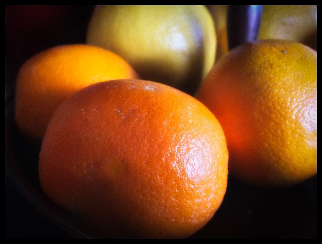 Oranges - San Francisco - 2014