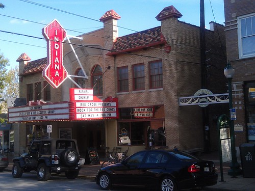 Indiana Theater- Bloomington IN (1)
