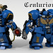 Ultramarines Centurions by Garry_rocks