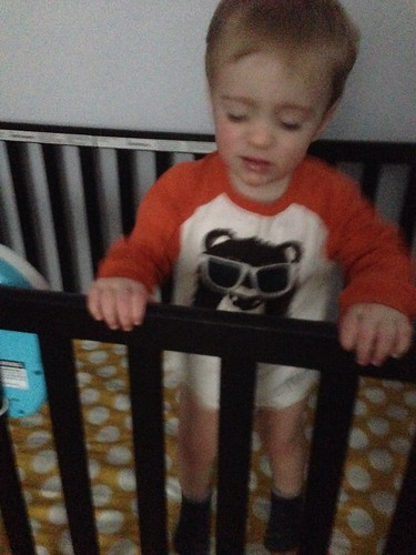 Martin Waking Up In Empty Crib With No Pants