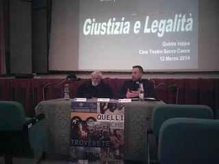 giustizia e legalità sacro cuore