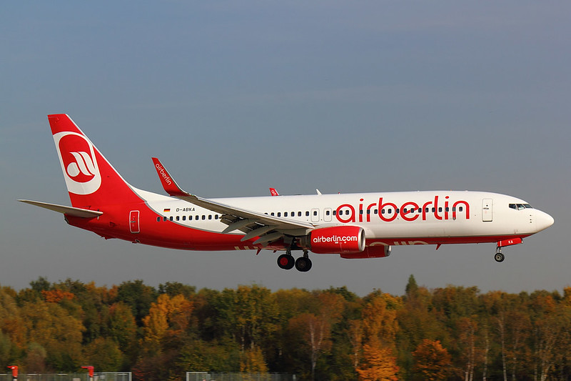 Air Berlin - B738 - D-ABKA