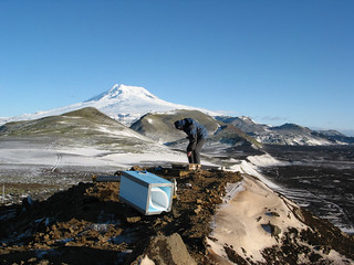 Installations at Auxiliary Seismic Station AS072 Spitsbergen Norway