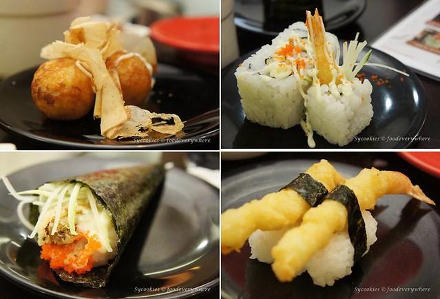 2.sushi flash 2