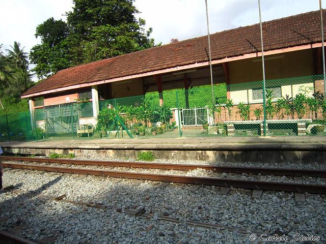 KTM Railway Track - Bukit Timah Railway Station 02