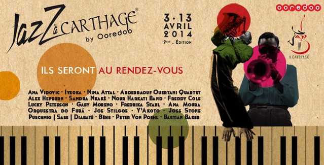 Jazz a Carthage poster