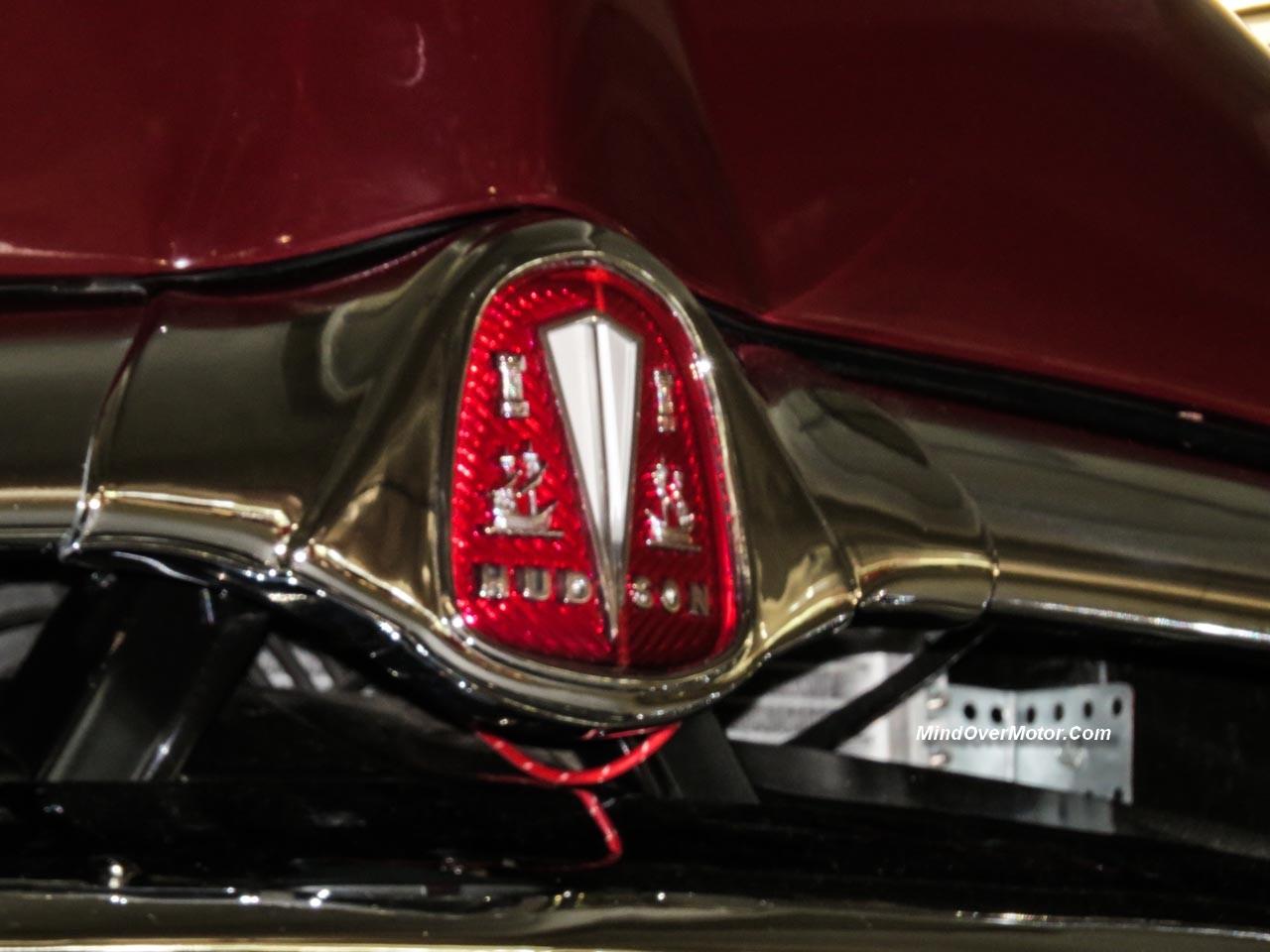 1953 Hudson Hornet Sedan Hood Ornament