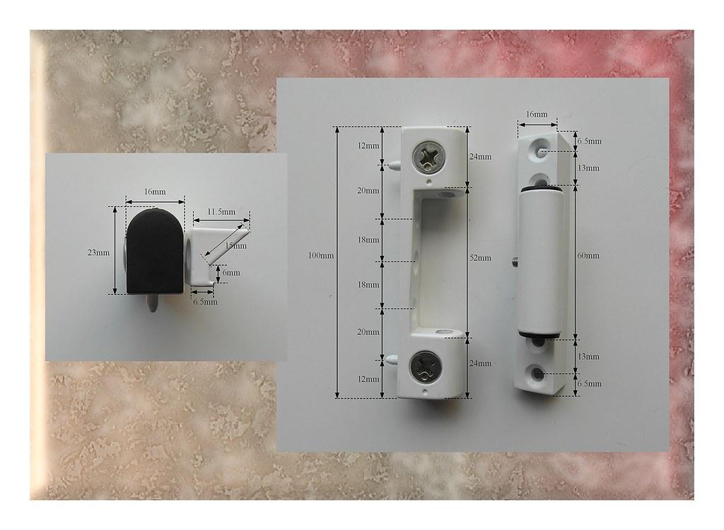 Upvc door hinge white rehau 45 degree adjustable butt for Upvc french door hinges