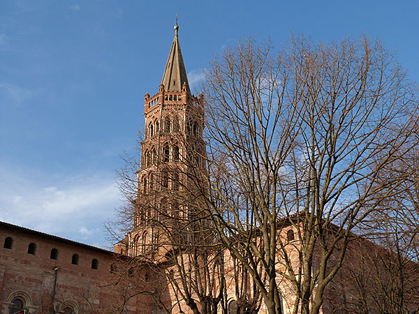 clocher saint-sernin