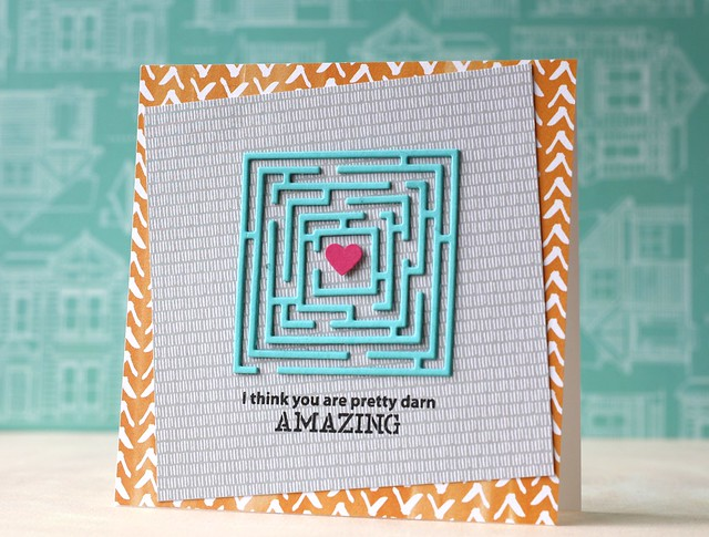 PTI~The A-Mazing Stamp Set