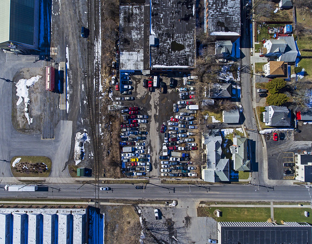 Bombardier Factory - Auburn, NY