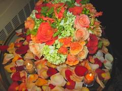 Waldorf Astoria Honeymoon Suite Flowers II