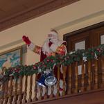 Рождественское волшебство в харьковском аэропорту
