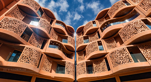 _MG_9021_web - A piece of architecture of Masdar City