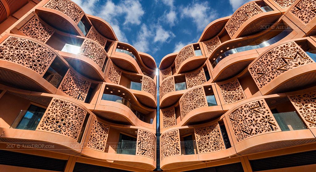_MG_9021_web - A piece of architecture of Masdar City