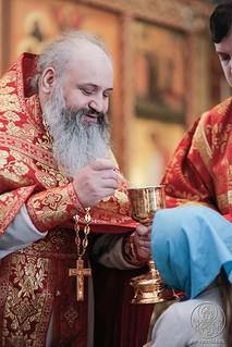 Литургия в Хутынском монастыре 270