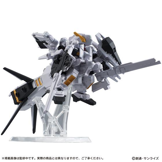 《機動戰士鋼彈》「重裝X重奏 武裝」EX03 海茲爾改(泰坦配色)套件! ヘイズル改(ティターンズカラー)セット