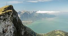 Na rozkvetlou riviéru Ženevského jezera (prodloužený víkend)
