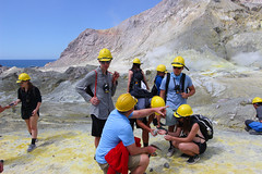 2017 NMH New Zealand Geology Study Abroad