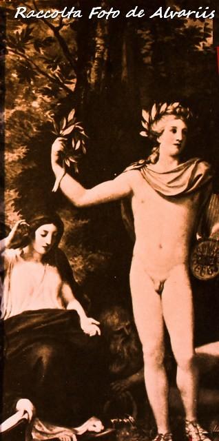 1761 2005  villa Albani a, Anton Raphael Mengs, Parnaso affresco