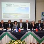 VICEMINISTRO MIRANDA ASISTE A INAUGURACIÓN DE EMPRESA POWER MASTER CENTRAL AMERICA EN EL SALVADOR