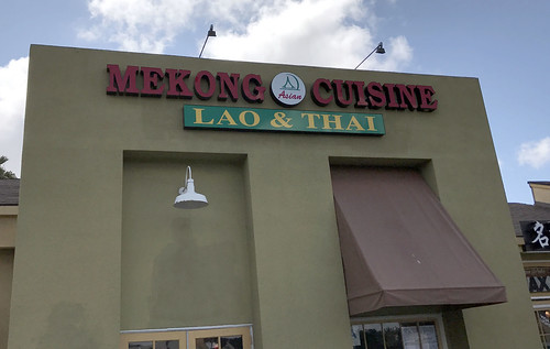 Mekong Cuisine Lao and Thai – Convoy