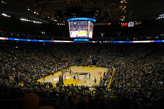 Oracle Arena - inside