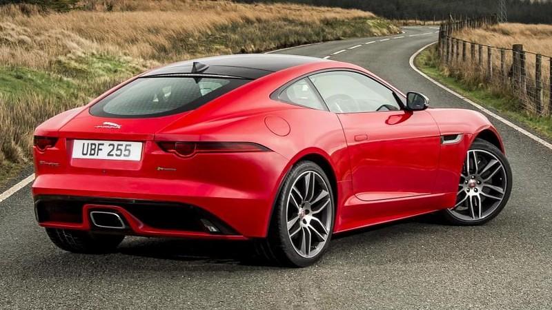 Jaguar F-Type 2.0 300 PS