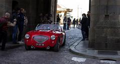AUSTIN HEALEY 100M 1954 tour auto