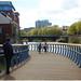 Castle Bridge, Finzel's Reach, Bristol. by Ginger Meggs