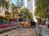 CBD & South East Light Rail - George Street -  Update 18 April 2017 (8)