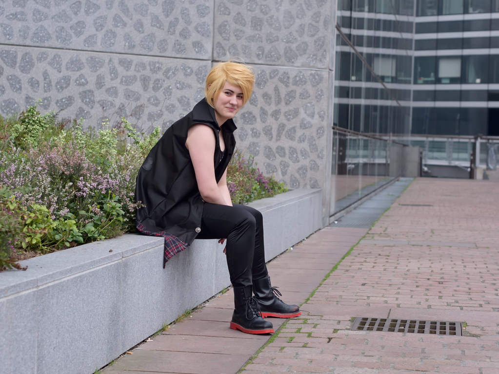 related image - Shooting Final Fantasy XV - La Défense -2017-04-01- P2030047