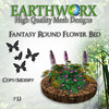 EARTHWORX Fantasy Round Flower Bed Ad