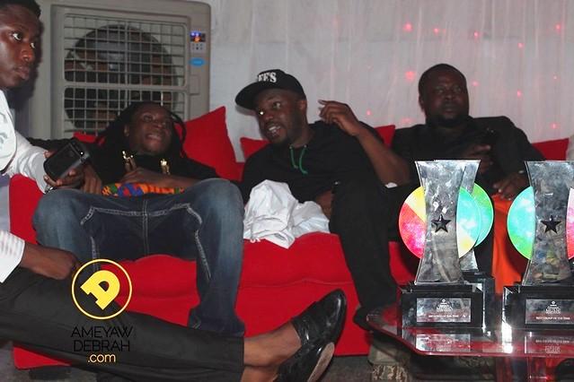 r2bees-Vodafone Ghana Music Awards