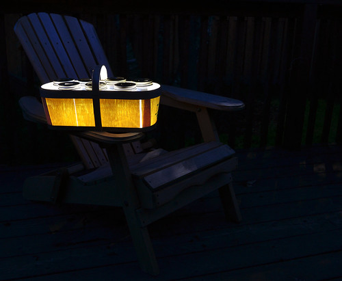 Garden Solar Light Basket <3