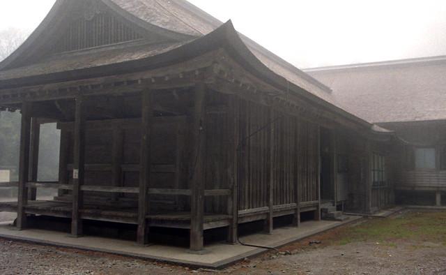 大神山神社奧宮