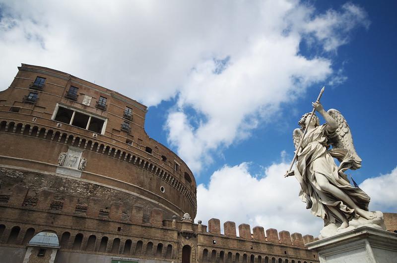 2013義大利旅遊:羅馬之心