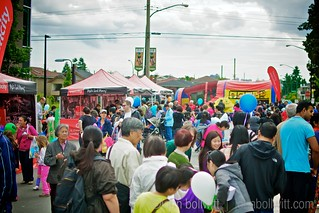 Burnaby Heights Hats Off Day 2013