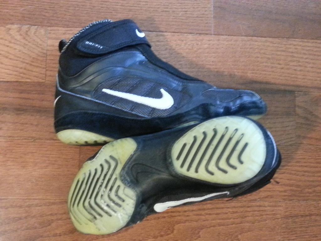 Nike Kolat K Wrestling Shoes