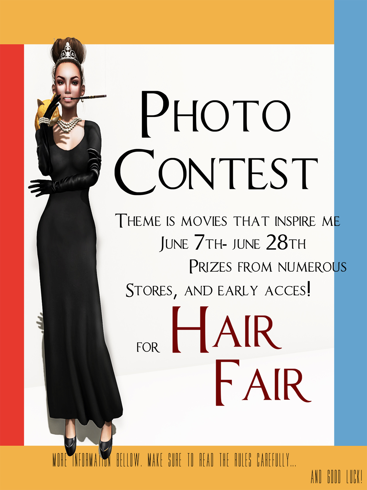 Hair Fair Photo contest!