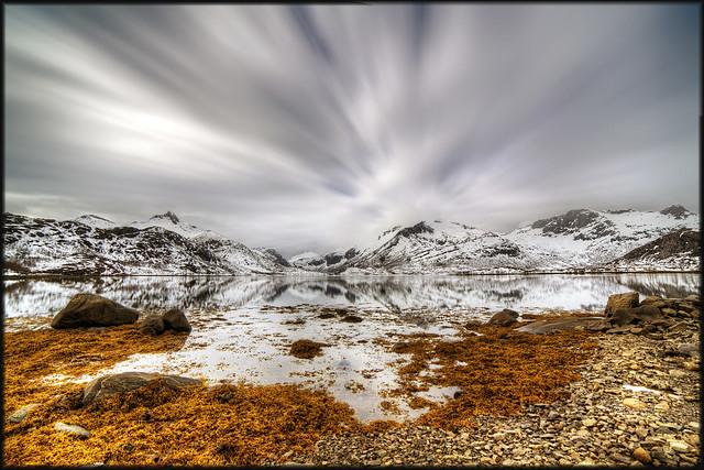 The Arctic Frontier