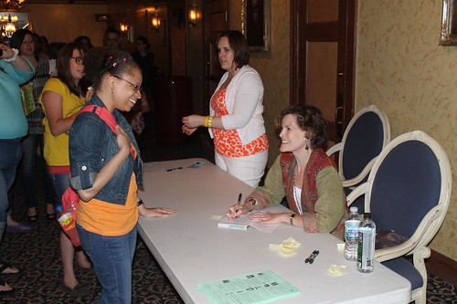 Me and Judy Blume!!!!