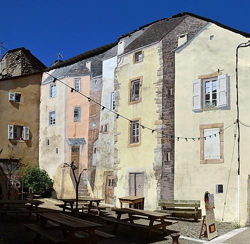 Wall in Florac