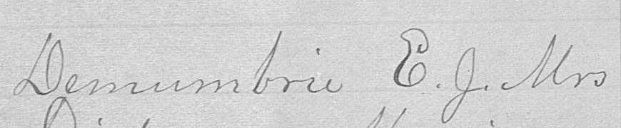 1878 Effee Jane Gilchrist