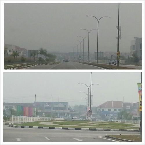 9122655581 c0b0a6a537 Jerebu di Sri Iskandar | indeks pencemaran udara terkini diperak