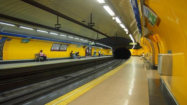 Madrid Metro - Callao