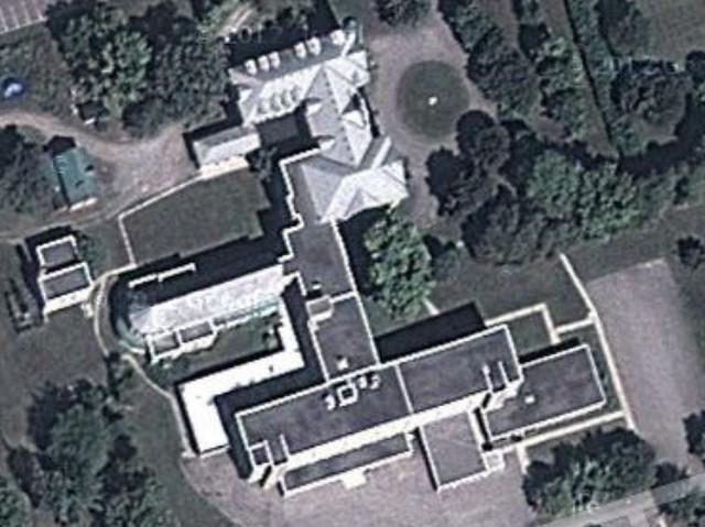 Mount St. Joseph (Google Maps screenshot)
