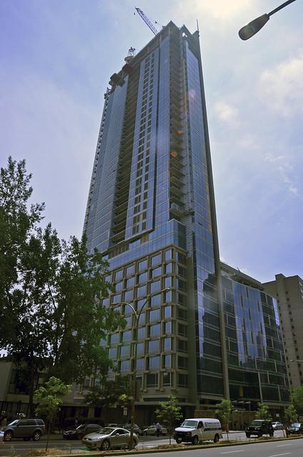 marriott courtyard hotel downtown montreal flickr. Black Bedroom Furniture Sets. Home Design Ideas