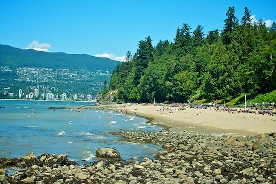 Stanley Park Beaches