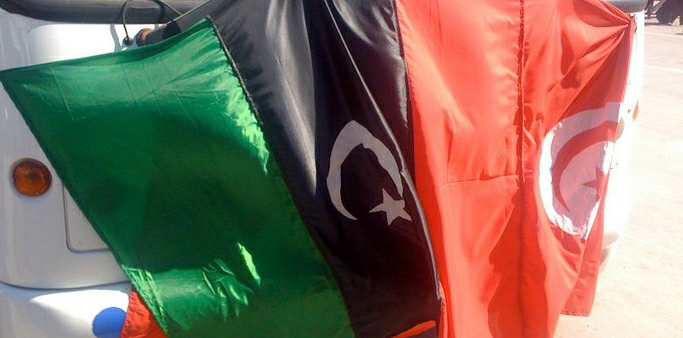 Security Officers Injured During Protest in Town on Libyan Border